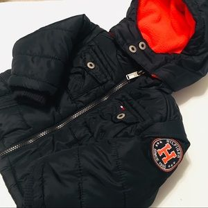 Hilfiger Infant Puffer Jacket